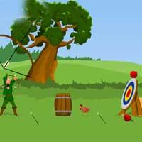Green Archer 2 game