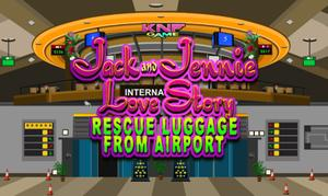 Rescue Luggage From Airport game