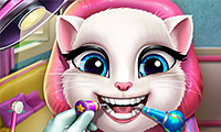 play Kitty Real Dentist