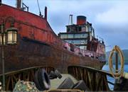 Abandoned Ship Treasure Escape game