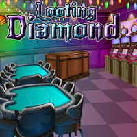 Looting Diamond Escape game