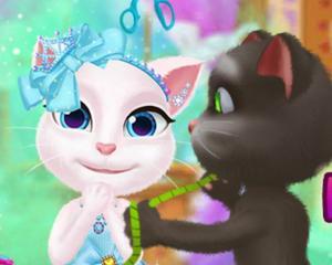 Tom Cat Designer Dress Up game