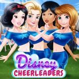 play Disney Cheerleaders