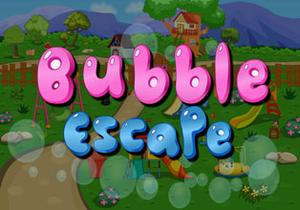 Bubble Escape game