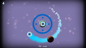 Invaders Of Planets game