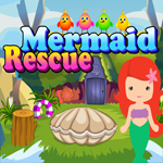 Mermaid Rescue Escape game