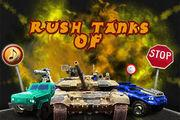 Rush Of Tanks game