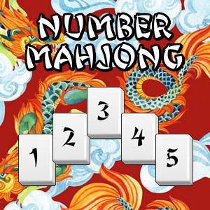 Number Mahjong game