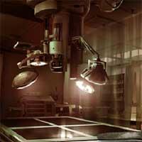 Scientist Mad Lab Escape game