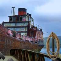 Abandoned Ship Escape game