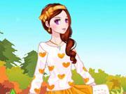 Fancy Orange Color game