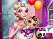 Mommy Newborn Care game