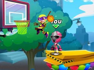 Nick Basketball Stars 2 game