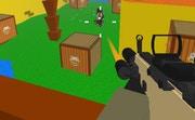 Blocky Combat Swat 3 game