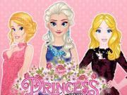 Princess Casting Rush game
