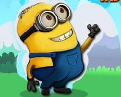 Minions Jump Adventure game