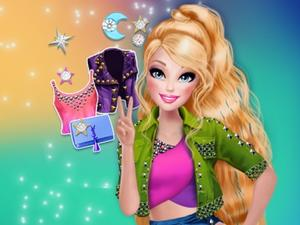 play Barbie'S Ultimate Studs Look
