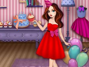 play Lily Birthday Party Dress Up