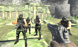 Ghost Team Shooter game