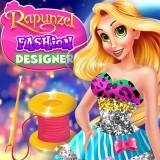 Rapunzel Fashion Designer game