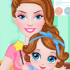 Barbie'S Newborn Baby game