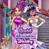 play Special Miraculous Wedding