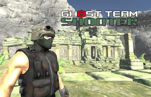 Ghost Team Shooter Webgl game