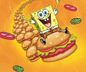 The Ultimate Krabby Patty Challenge game