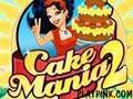 Cake Mania 2 game