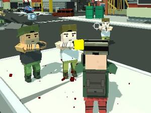 Last Resistance - City Under Siege game