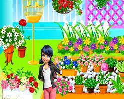 Ladybug Garden Decor game