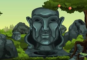 play Statue Forest Escape (Games 4 Escape