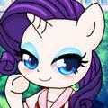 Chibi Ponies game