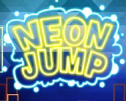 Neon Jump (Html5) game