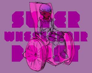 Super Wheelchair Boost game