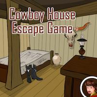 Cowboy House Escape game