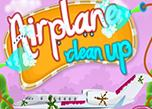 play Airplane Cleanup
