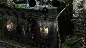 play Abandoned Aquarium Escape
