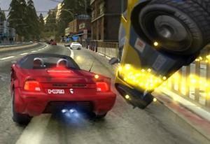 play Street Race Takedown