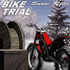play Bike Trial Snow Ride