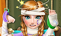 Ice Princess: Hospital Recovery game