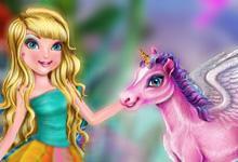 play Fairy Farm Town