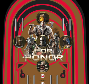 play For Honor Pinball