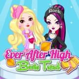 Ever After High Boots Trend game