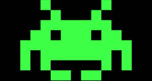 Space Invaders Remake game