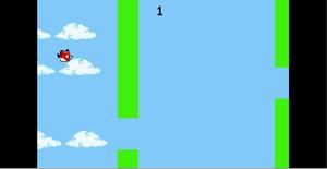 Not Just A Flappy Bird Clone