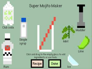 Super Mojito Maker