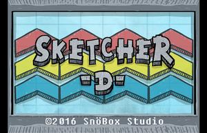 Sketcher-D game