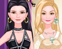 Supermodels Fashion Week game