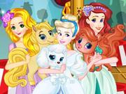 play Princess Pet Beauty Salon